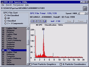 GSR Spectra Utility.